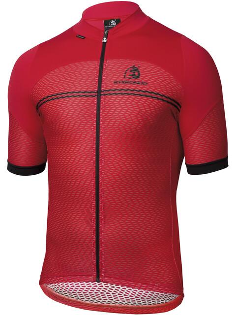 Etxeondo Beira - Maillot manches courtes Homme - rouge
